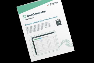 DocGenerator Product Overview