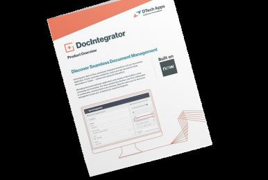 DocIntegrator Product Overview